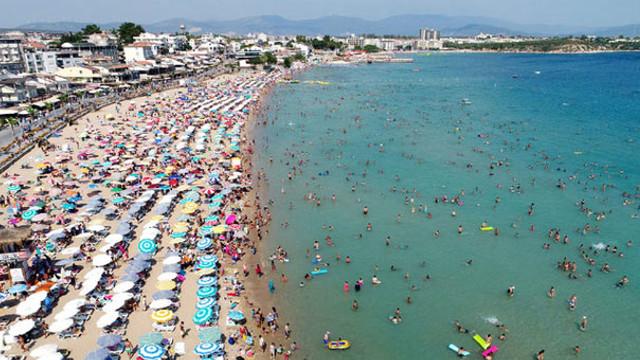 Plajlara ödenen giriş ücreti tartışma konusu oldu