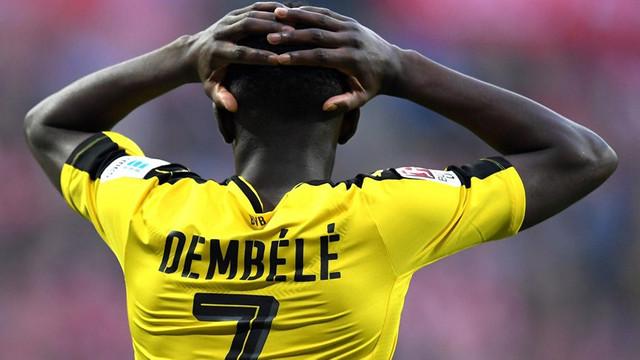 Dortmund'da Dembele kadro dışı !