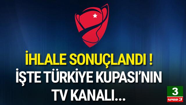 Türkiye Kupası yayın ihalesi sonuçlandı