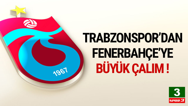 Trabzonspor'dan Fenerbahçe'ye bir engel daha