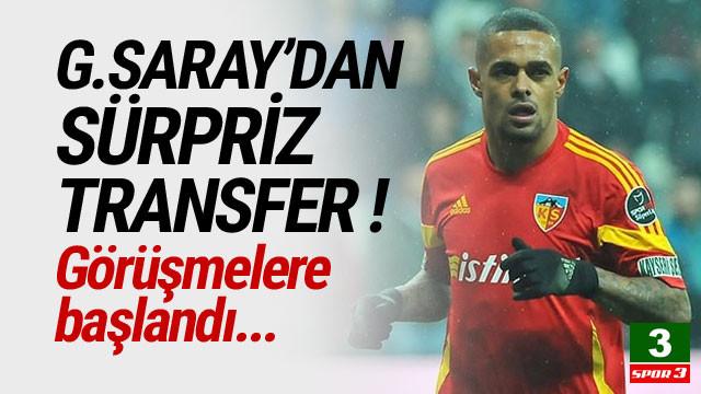 Galatasaray'dan Welliton bombası