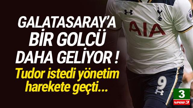 Galatasaray'a bir golcü daha geliyor !