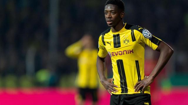 Borussia Dortmund sert Barcelona açıklaması