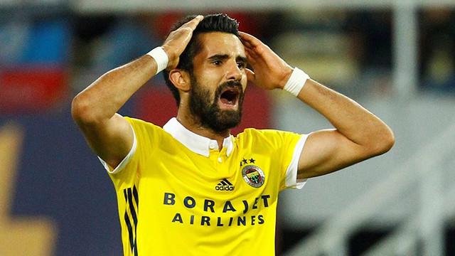 Fenerbahçe Üsküp'ten çıkamadı