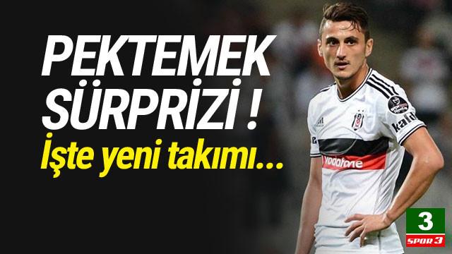 Mustafa Pektemek sürprizi ! Yeni takımı...