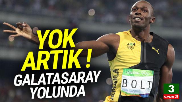 Usain Bolt, Galatasaray yolunda