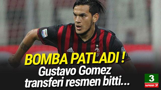 Gustavo Gomez ile anlaşma sağlandı