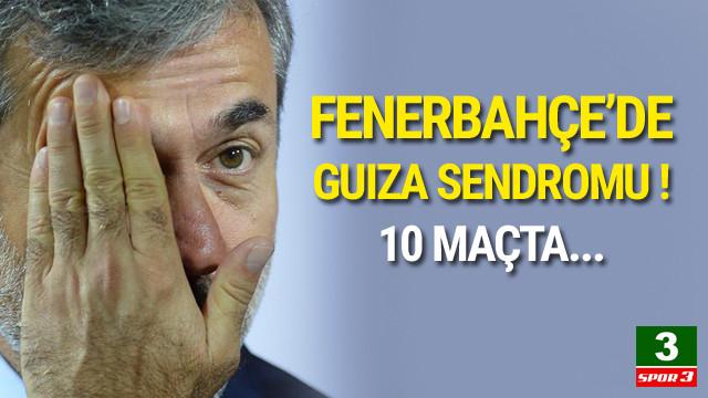 Fenerbahçe'de forvet sendromu !