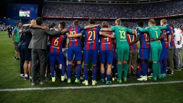 Barcelona'dan saldırıya formalı tepki