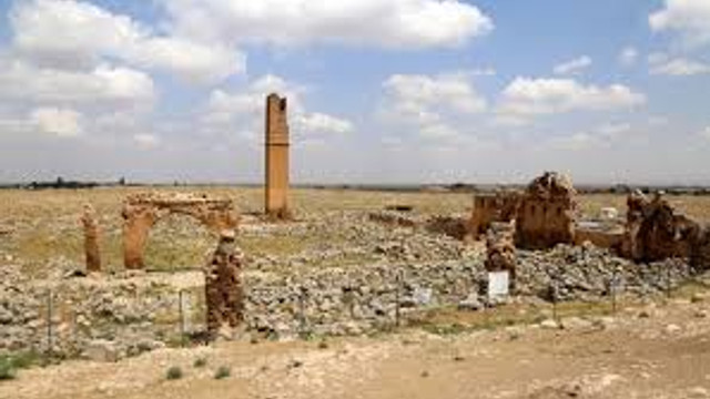 Harran'da bulundu; tam bin yaşında !