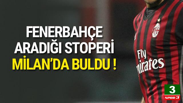 Fenerbahçe'nin yeni stoperi: Gabriel Paletta