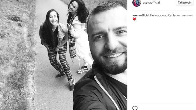 Ünlü isimlerin Instagram paylaşımları (21.08.2017)