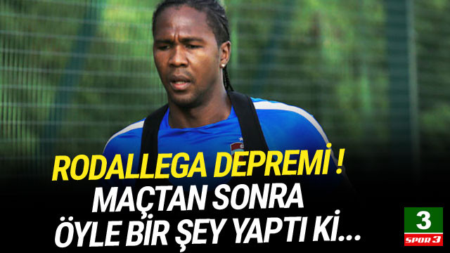 Rodallega Trabzonspor'u sildi