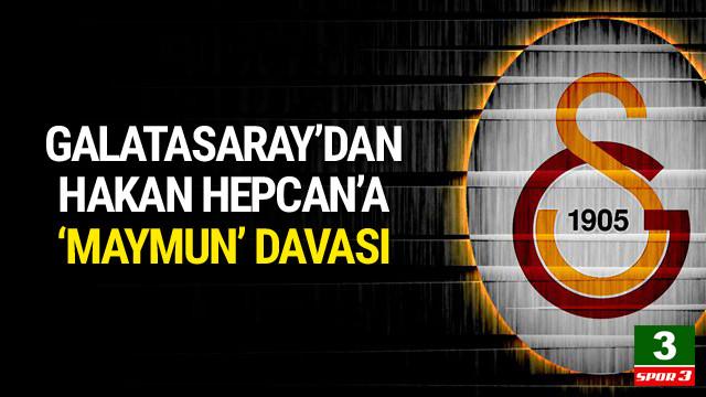 Galatasaray'dan Hakan Hepcan'a dava