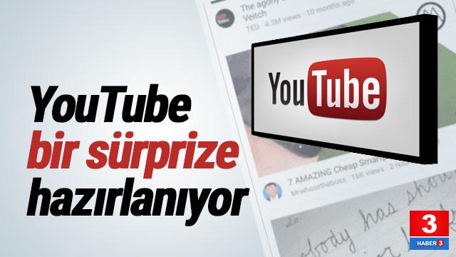 Youtube'a yeni ara yüz geliyor!