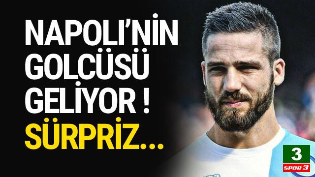 Beşiktaş Napoli'nin golcüsünü alıyor !
