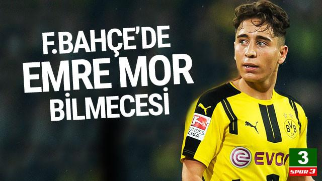 Fenerbahçe'de Emre Mor bilmecesi