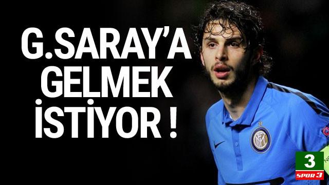 Galatasaray'a gelmek istiyor