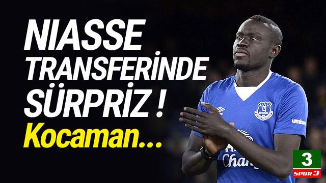 Fenerbahçe'de Oumar Niasse sesleri