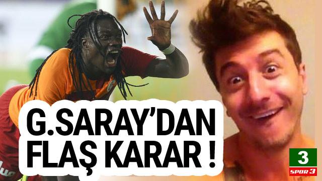 Galatasaray'dan Gomis için flaş karar !