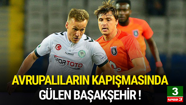 Nefes kesen maç Başakşehir'in !