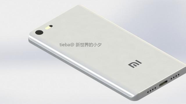 Xiaomi'den Surge S2 işlemcisini kullanan Mi 6C geliyor
