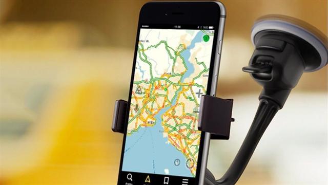 Bakanlık sürücüleri ''Yandex'' ile uyarıyor