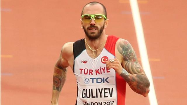 Ramil Guliyev yarı finalde