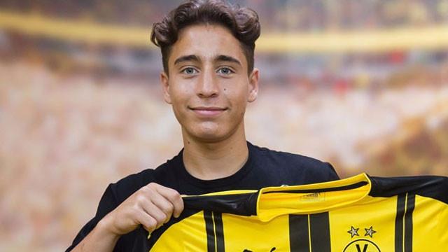 Dortmund resmen açıkladı ! Emre Mor...