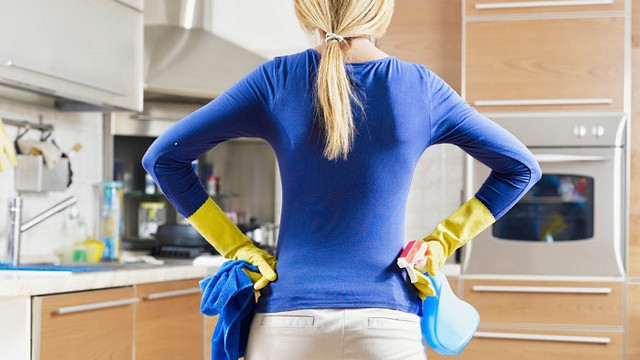 Temizlik için kullandığımız çamaşır sularıyla ilgili korkunç araştırma