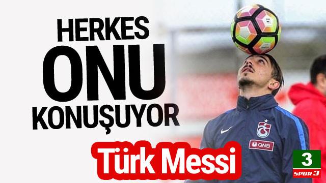 Türkiye onu konuşuyor ! Yeni Messi...