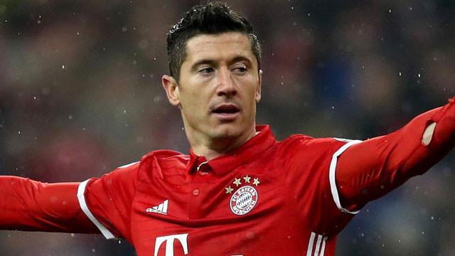 Bayern başkanından Lewandowski'ye şok sözler !