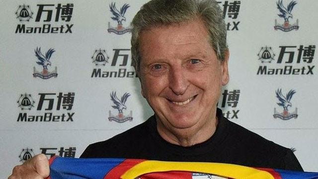 Crystal Palace'nin yeni hocası Roy Hodgson