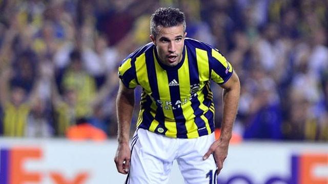 Fenerbahçe Van Persie'yi gözden çıkardı