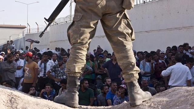 ''DEAŞ'tan ayrılan militanlar Türkiye'ye giriyor''