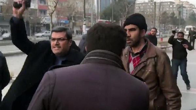HDP'li vekile ''Devlet benim'' diyen komiser FETÖ'cü çıktı