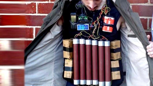 Gaziantep'te canlı bomba alarmı !