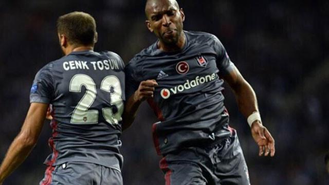 Porto-Beşiktaş: 1-3