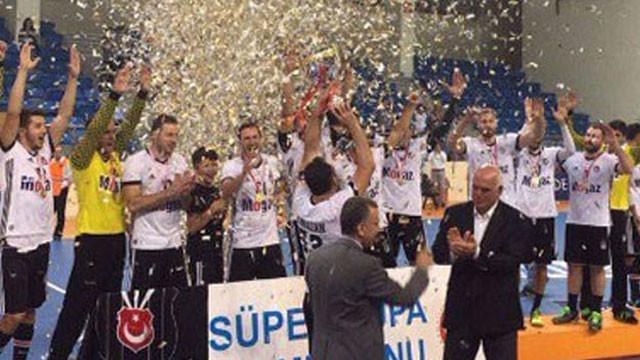 Süper Kupa'nın şampiyonu Beşiktaş !