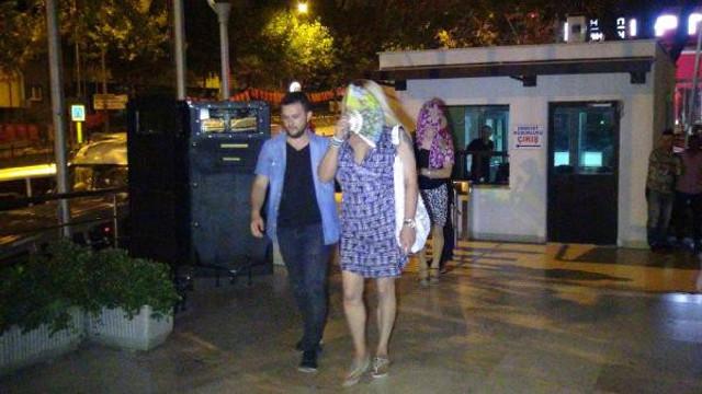 Bursa'da fuhuş operasyonu: 32 gözaltı