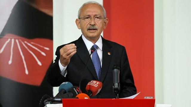 Kılıçdaroğlu: Cumhurbaşkanı tepki göstermeli