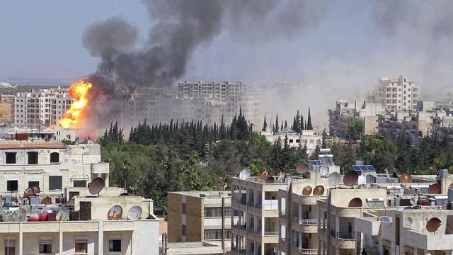 Türkiye, Rusya ve İran'dan flaş Suriye kararı !