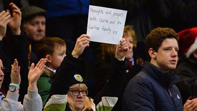 İngiliz futbolcu Clarke Carlisle kayboldu