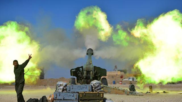 Irak saldırıya geçti !