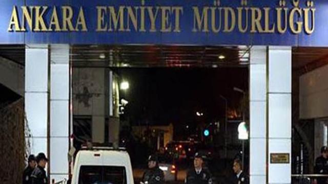 Ankara Emniyeti'nde görev değişikliği