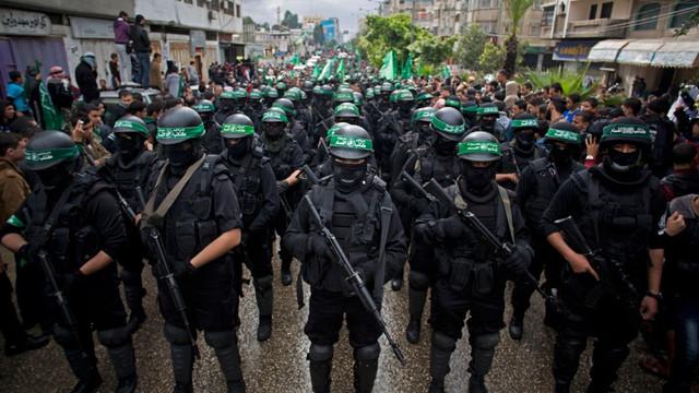 Hamas flaş karar ! Feshetti