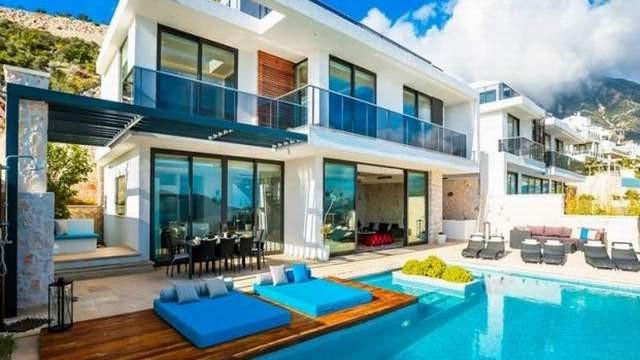 Tatil Kültüründe Yeni Trend Villa Tatili
