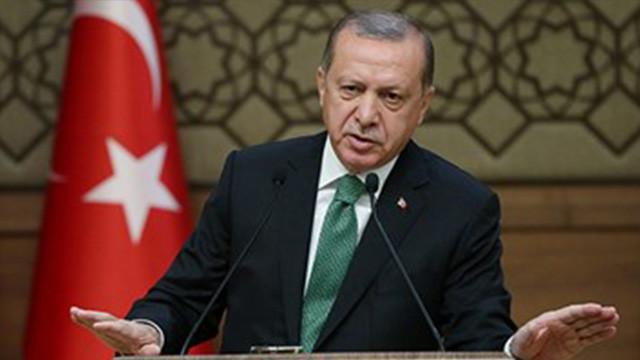 ABD, Erdoğan'ın korumalarına silah satışını iptal etti