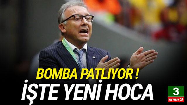 Antalyaspor'a öyle bir hoca geliyor ki...