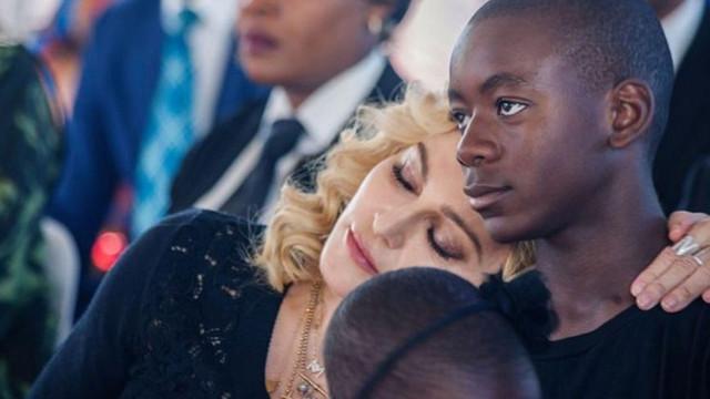 Madonna'dan üvey oğluna büyük fedakarlık